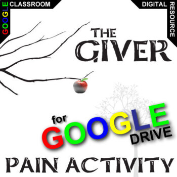THE GIVER Pain Gallery - Final Activity and Discussion (Cr