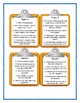 THE GREAT BRAIN by John D. Fitzgerald * Discussion Cards