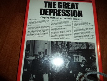 THE GREAT DEPRESSION       (SET OF 8)