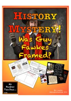 THE GUNPOWDER PLOT - Was Guy Fawkes Framed? HISTORY MYSTERY