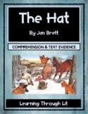 Jan Brett THE HAT - Comprehension & Text Evidence
