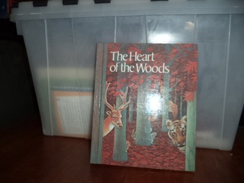 THE HEART OF THE WOODS  0-15-333253-0