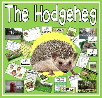 THE HODGEHEG STORY TEACHING RESOURCES EYFS KS1-2 HEDGEHOG