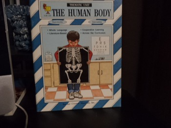 THE HUMAN BODY   ISBN 1-55734-235-0