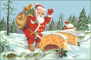 THE LIFE AND ADVENTURES OF SANTA CLAUS RETOLD! (FUN, COMMO