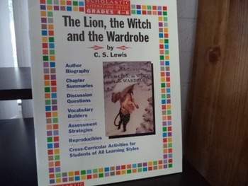 THE LION,THE WITCH AND THE WARDROBE ISBN 0-590-36647-5