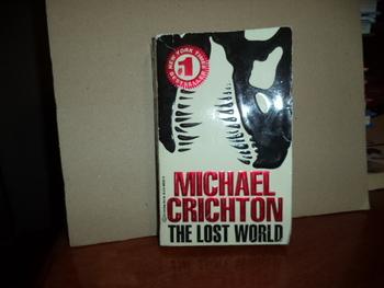The Lost World ISBN 0-345-40288-X