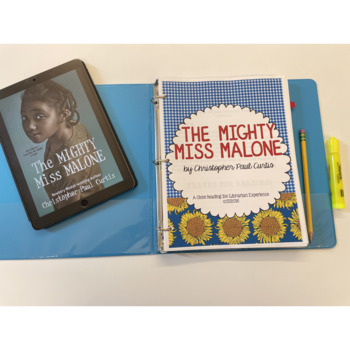 The Mighty Miss Malone by Christopher Paul Curtis (CCSS al