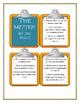 Jan Brett THE MITTEN - Discussion Cards