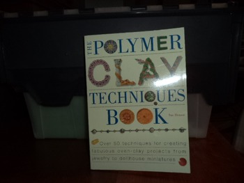 THE POLYLMER CLAY TECHNIQUES BOOK