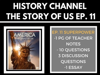 THE STORY OF US SUPERPOWER EPISODE 11