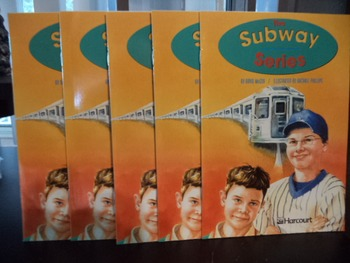 THE SUBWAY SERIES  ISBN 0 15 323174 2  (Set 0f 5)