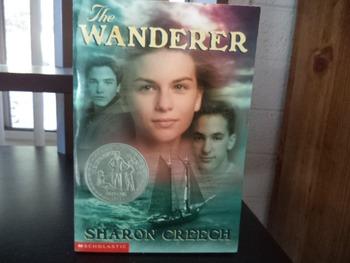 THE WANDERER      ISBN 0-439-31629-4