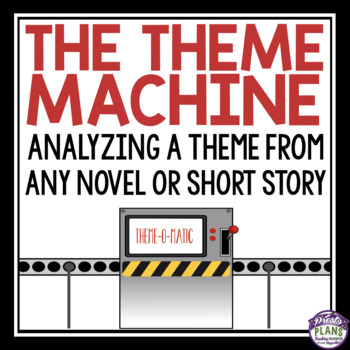 THEME ASSIGNMENT FOR ANY SHORT STORY OR NOVEL