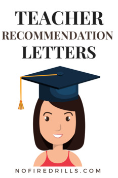 THREE RECOMMENDATION LETTER TEMPLATES with a SAMPLE varied