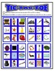 SPEECH THERAPY TIC-TAC-TOE GAME for /S/ BLEND ARTICULATION