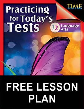 TIME FOR KIDS®: Language Arts Test Preparation Level 2-Get