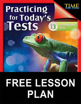 TIME FOR KIDS®: Language Arts Test Preparation Level 3--Ba