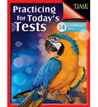 TIME For Kids: Practicing for Today's Tests Language Arts