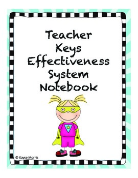 Teacher Key Effectiveness System TKES