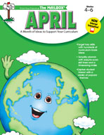 April: A Month of Ideas at Your Fingertips! (Grade 4-6)