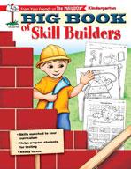 Big Book of Skill Builders (Kindergarten)