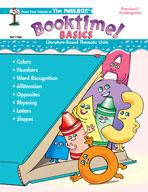 Booktime! Basics (PreK-K)