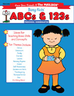 Busy Kids ABCs and 123s (PreK-K)