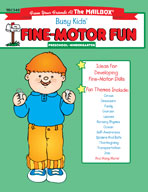 Busy Kids Fine-Motor Fun (PreK-K)