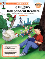 Contracts for Independent Readers - Humor (Grades 4-6)