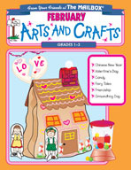February Arts and Crafts (Grades1-3)
