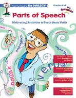 Grammar Plus!: Parts of Speech (Grades 4-6)