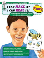 I Can Make It! I Can Read It! Science (Grade 1)