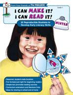 I Can Make It! I Can Read It! Winter (Grade 1)