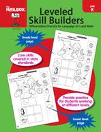 Leveled Skill Builders (Kindergarten)