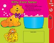 Nouns: Kitty Care Salon (Grade 2) [Interactive Promethean