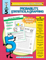 Probability, Statistics, and Graphing (Grade 5)