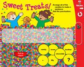 Sentences: Sweet Treats! (Grade 2) [Interactive Promethean