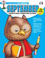 September Idea Book (Grades 1-3)