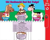 Table of Contents: Old MacDonald Had Hot Fudge (Grade 3) [