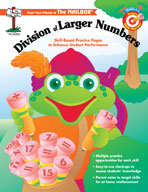 Target Math Success: Division of Larger Numbers (Grades 4-6)