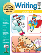 The Best of THE MAILBOX Writing (Grades 4-6)
