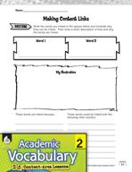 Academic Vocabulary Level 2 - Using Descriptive Language