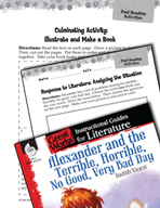 Alexander and the Terrible, Horrible - Post-Reading Activi