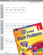 Algebraic Thinking Leveled Problem: Subtraction - Where Di