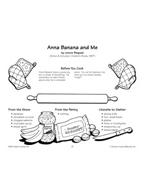 """Anna Banana and Me - Banana """"Chips"""" Recipe"""