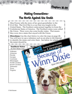 Because of Winn-Dixie Making Cross-Curricular Connections
