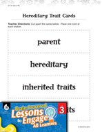 Brain-Powered Lessons - Family Traits