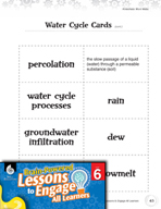 Brain-Powered Lessons - Water and Weather