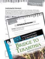 Bridge to Terabithia Leveled Comprehension Questions (Grea